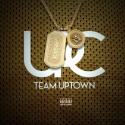 UpTown Champs mixtape cover art