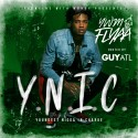YWM Flyaa - Youngest Nigga In Charge mixtape cover art