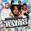 Midwest Radio (Hosted By Ducky Smallz) mixtape cover art