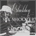 Blackboy - Six Shooter mixtape cover art
