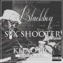 Blackboy - Six Shooter mixtape cover art