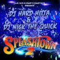 SplashTown 2 mixtape cover art