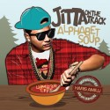 Jitta On The Track - Alphabet Soup mixtape cover art