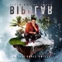 Jitta On the Track - Bipolar mixtape cover art