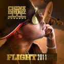Chinx Drugz - Flight 2011 mixtape cover art