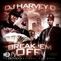 Break 'Em Off mixtape cover art