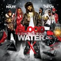 Blood Is Thicker Than Water 10 mixtape cover art
