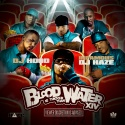 Blood Is Thicker Than Water XIV mixtape cover art