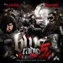 BWS Radio, Part 5 mixtape cover art