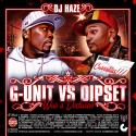 G-Unit vs. Dipset (War Is Declared) mixtape cover art
