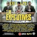 The Executives, Vol. 4 mixtape cover art