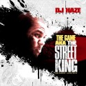The Game - The Street King mixtape cover art