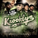 Krooklyn, Part 2 (We Go Hard!) mixtape cover art