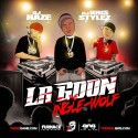 LA Goon - The Ingle-Wolf mixtape cover art