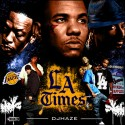 LA Times mixtape cover art