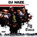NY Times mixtape cover art