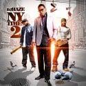 NY Times 2 mixtape cover art