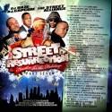 Street Resurrection, Part 7 (Hustlin For The Holidays) mixtape cover art