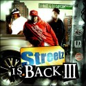 The Lox - Streetz Is Back 3 mixtape cover art