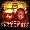 SO6IX (Locodunit & Lil Infamous) - Seed Of 6ix mixtape cover art