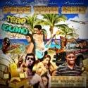 Trap Island mixtape cover art