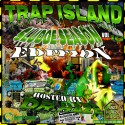 Trap Island 10 (Sludge Edition) mixtape cover art