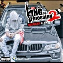 Lil Flo Malcom - King Of Finessing 2 mixtape cover art