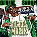 Gutta Muzik: Killa Cali Edt. (Hosted by Snoop Dogg) mixtape cover art