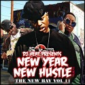 The New Bay, Vol. 11 (New Year New Hustle) mixtape cover art