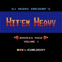 Hitem Heavy Bootleg Pack mixtape cover art