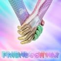 Enschway - Friendschway mixtape cover art