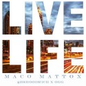 OG Maco - Live Life mixtape cover art