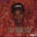 Allay - 30 for 30: The Rise of A Legend mixtape cover art