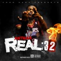 Antman - Real:32 mixtape cover art