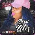 Bless The Mic 4 mixtape cover art