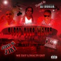 Blood Over Water mixtape cover art