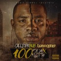 Calliope Bub - 100 Days 100 Nights (Reloaded) mixtape cover art