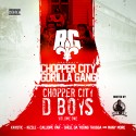 CCGG Young View & Jigg - Chopper City D-Boys mixtape cover art