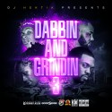 Dabbin And Grindin 3 mixtape cover art