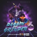 Dabbin & Grindin 6 mixtape cover art
