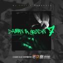 Dabbin & Grindin 7 mixtape cover art