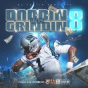 Dabbin & Grindin 8 mixtape cover art