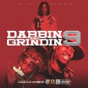 Dabbin & Grindin 9  mixtape cover art