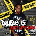 Double G - Jus Uptown mixtape cover art