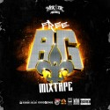 Free B.G. mixtape cover art