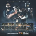Grind Game Official 3 mixtape cover art