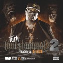 Hot Boy Turk - Louisianimalz 2  mixtape cover art