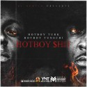 Hot Boy Turk & Hot Boy Tunechi - Hot Boy Shit mixtape cover art