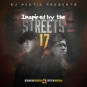 Inspired By The Streets 17 mixtape cover art