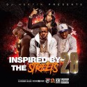 Inspired By The Streets 28 mixtape cover art